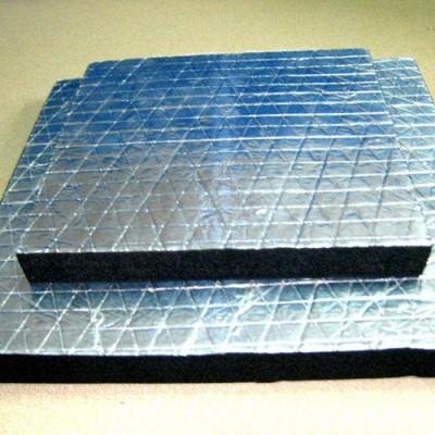 铝箔橡塑保温板