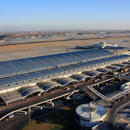首都机场3#航站楼